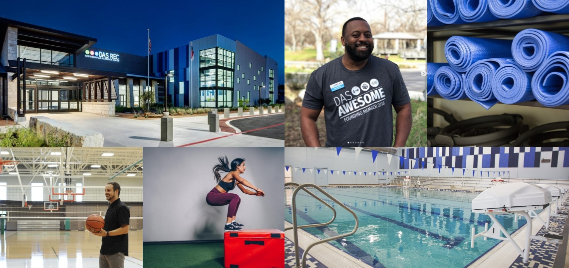 """Work Hard, Play Hard: How """"Das Rec"""" is Changing NB's"""